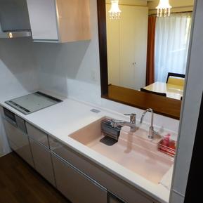 東京五反田 キッチン・浴室・洗面所 リフォーム工事