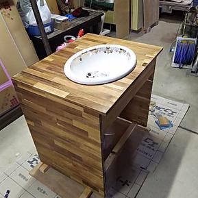 オリジナル 洗面台(オーダーメイド)